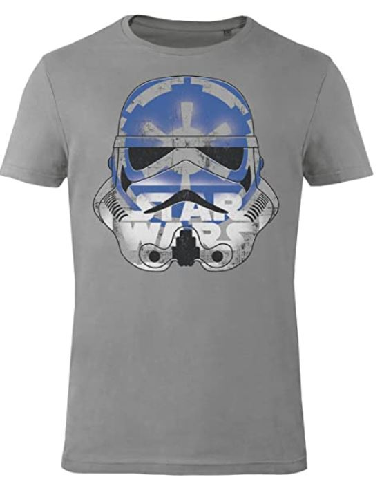 GOZOO Star Wars T-Shirt Herren Imperial Stormtrooper -Galactic Empire