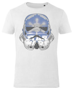 GOZOO Star Wars T-Shirt, Stormtrooper Galactic Empire  weiss,