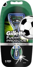 Laden Sie das Bild in den Galerie-Viewer, Gillette Fusion Proglide Special Edition Rasierer