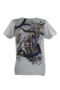 Musterbrand Diablo The Witch Doctor T-Shirt