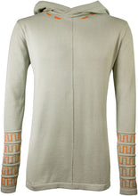 Load image into Gallery viewer, Musterbrand LIGHT GREEN Zelda Hyrule Knit Hoodie