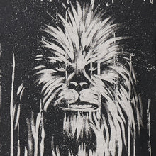 Laden Sie das Bild in den Galerie-Viewer, GOZOO T-Shirt »Vintage Wookiee Oil Dye«