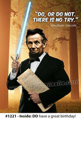 1221 - Birthday Card