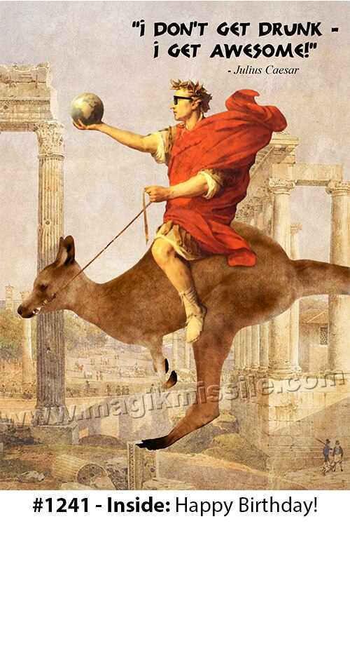1241 - Birthday Card