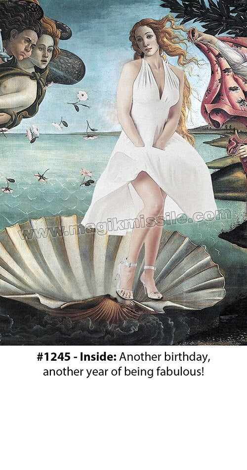 1245 - Birthday Card