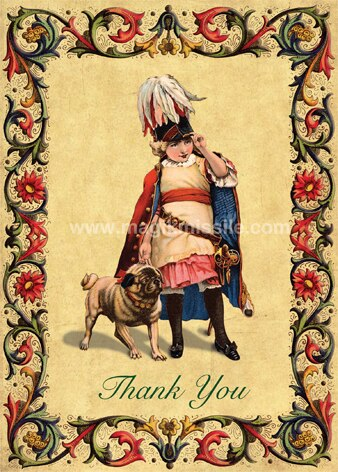 625 - Thank You Card