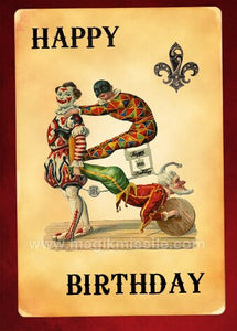 644 - Birthday Card