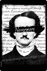 Nevermore sign