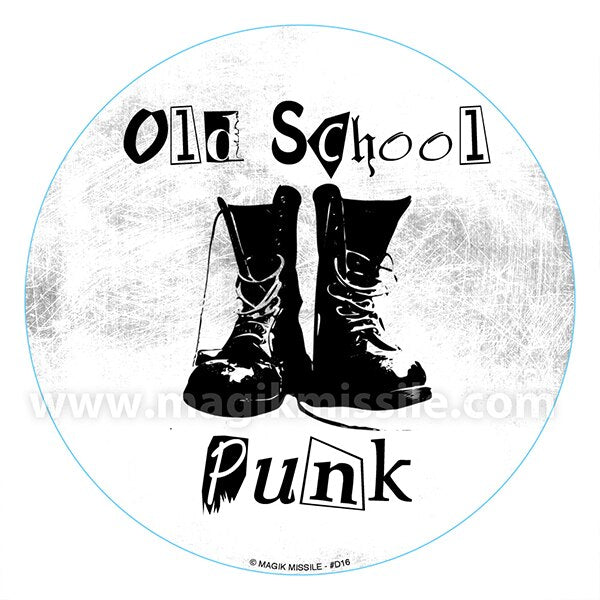 Punk Decal