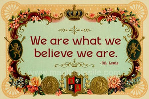 What We Believe Magnet