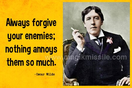 Forgive Enemies Magnet