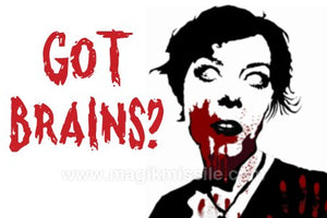 Got Brains? Magnet