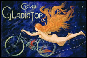 Gladiator Cycles Magnet