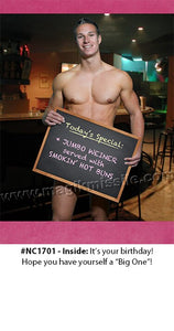 NC1701 - Adult Birthday card