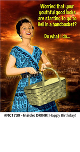 NC1739 - Adult Birthday Card