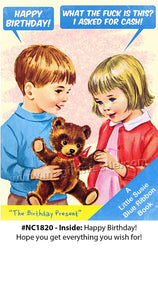 NC1820 - Adult Birthday Card