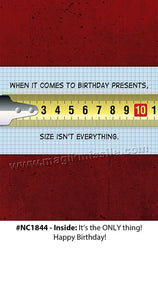 NC1844 - Adult Birthday Card