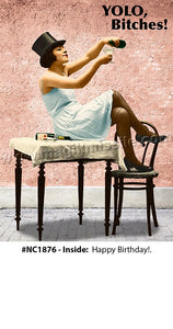 NC1876 - Adult Birthday Card