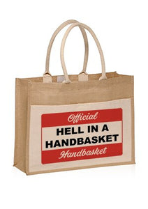 Hell In A Handbasket - Tote