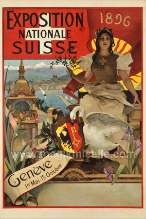 Suisse Exposition Sign