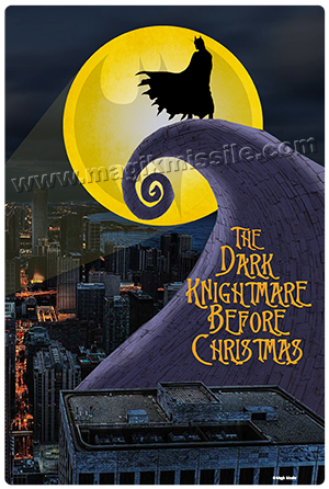 Dark Knightmare Before Christmas