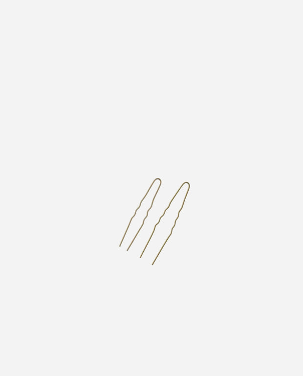 Blond Waved Hair Pins - TH 043 - So Danca