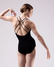 Classic Cross Strap Leotard - RDE 8009 - So Danca