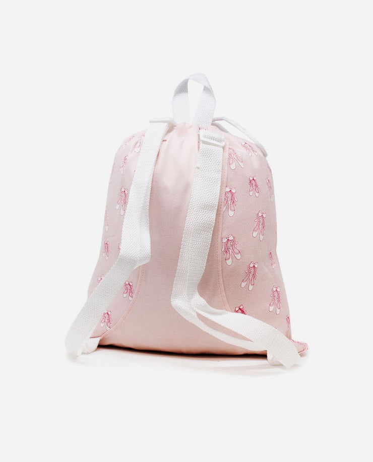 Ballet Drawstring Backpack - BG 587 - So Danca