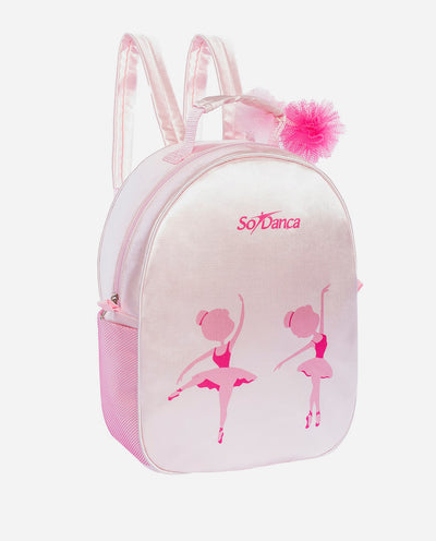 Ballerina Backpack - BG 693 - So Danca