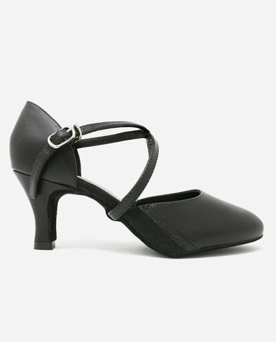 Leather Ballroom Shoe - BL 124 - So Danca