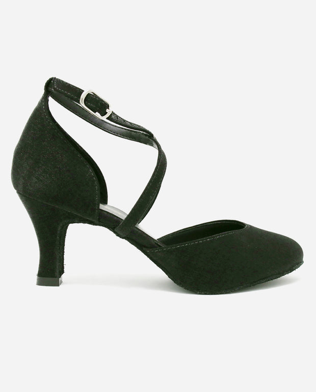 Satin Ballroom Shoe - BL 126 - So Danca