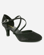 Satin Ballroom Shoe - BL 156 - So Danca