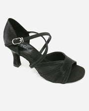 Open Toe Salsa Shoe - BL 162 - So Danca