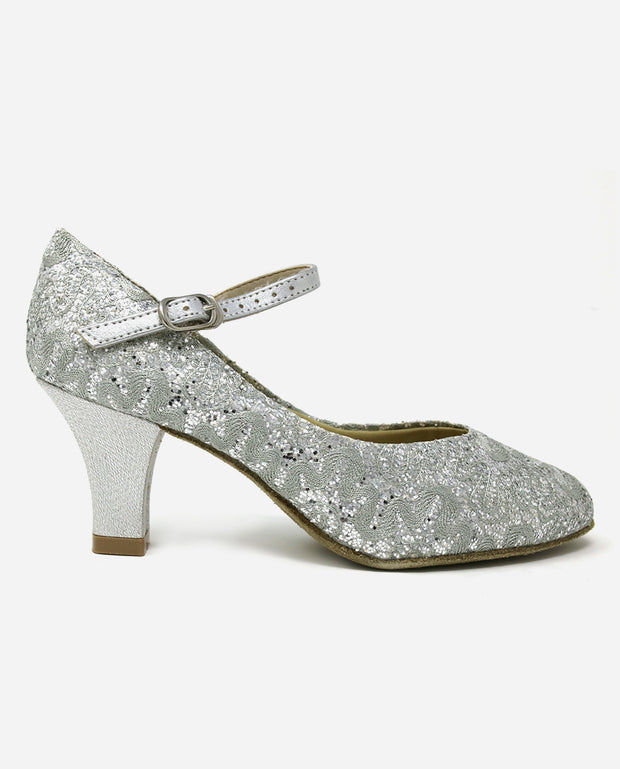 Sparkle Ballroom Shoe - BL 166 - So Danca