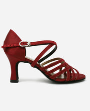 Plaited Latin Shoe - BL 178 - So Danca
