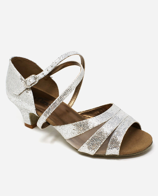So Danca Silver Ballrom Sandal