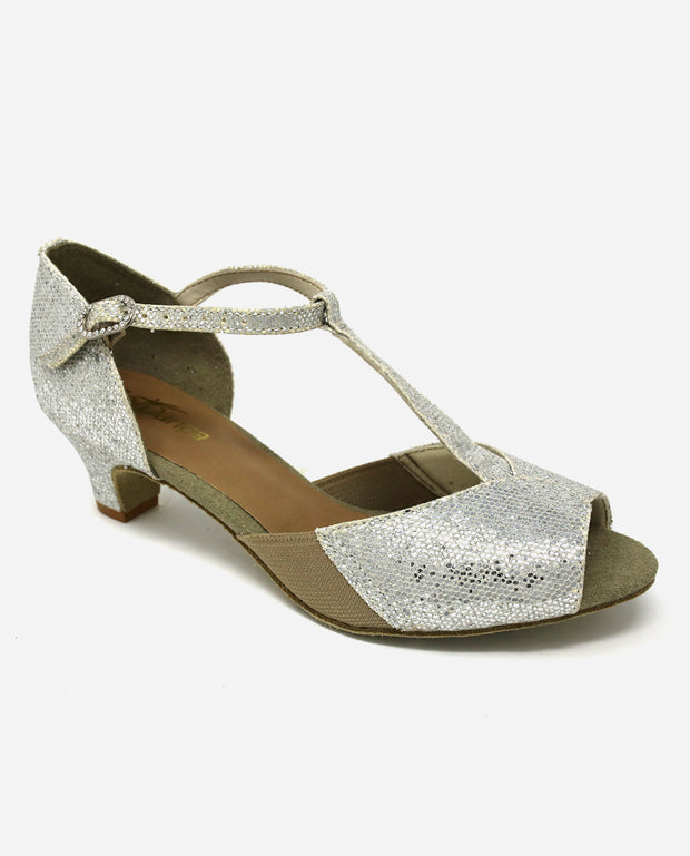 Open Toe Ballroom Shoe - BL 33 - So Danca