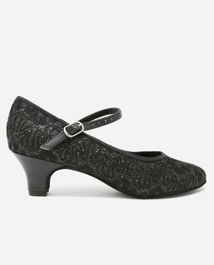 Sparkly Ballroom Shoe - BL 502 - So Danca