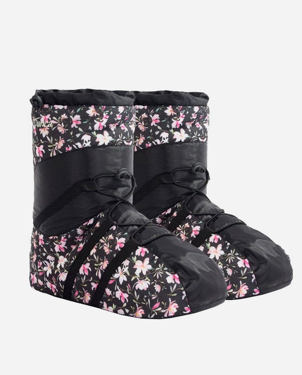 Floral Warm-up Booties - BT 30 - So Danca