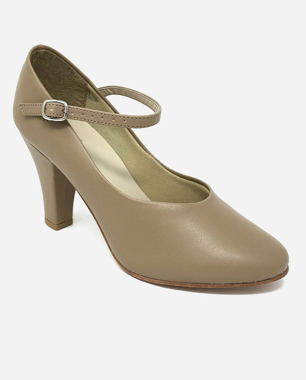 "3"" Braced Heel Character Shoe - CH 53 - So Danca"