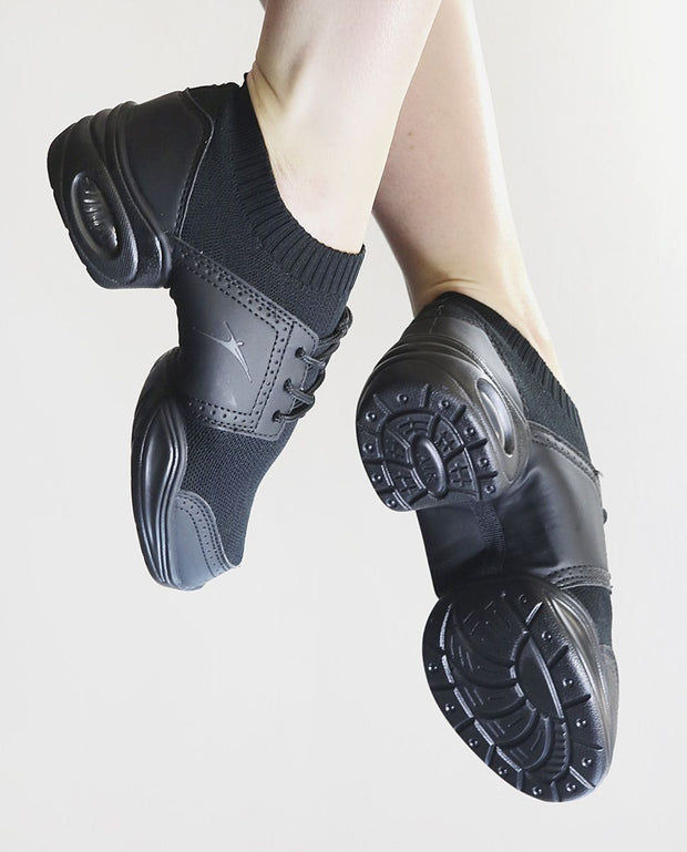 Split Sole Dance Sneaker - DK 80 - So Danca
