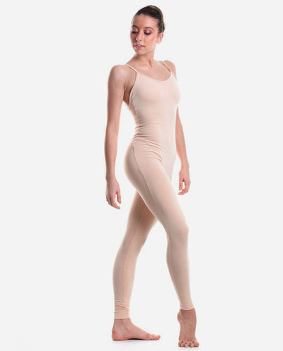 Cotton Camisole Unitard - E 10326 - So Danca