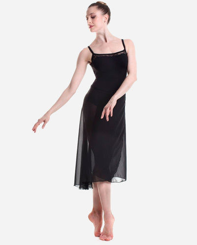 Long Wrap Skirt - E 11058 - So Danca