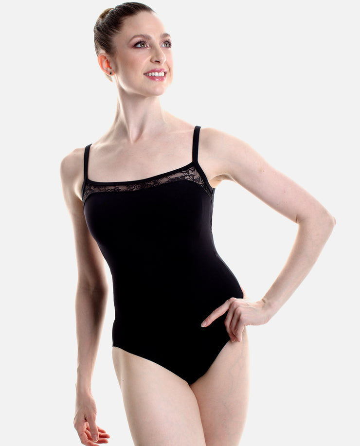 Cross-back Leotard - E 11102 - So Danca