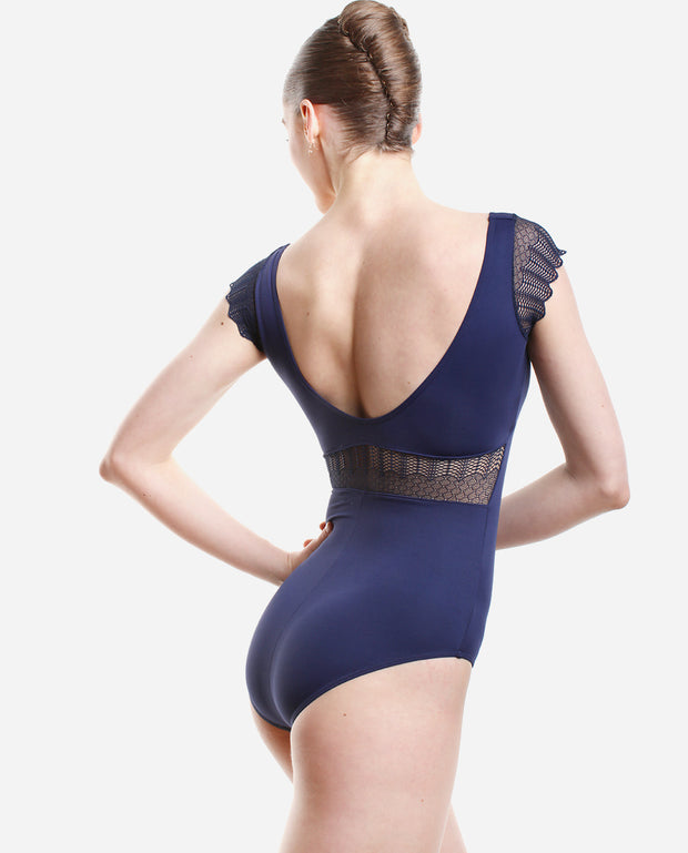 Elegant and Feminine Leotard - E 11211 - So Danca