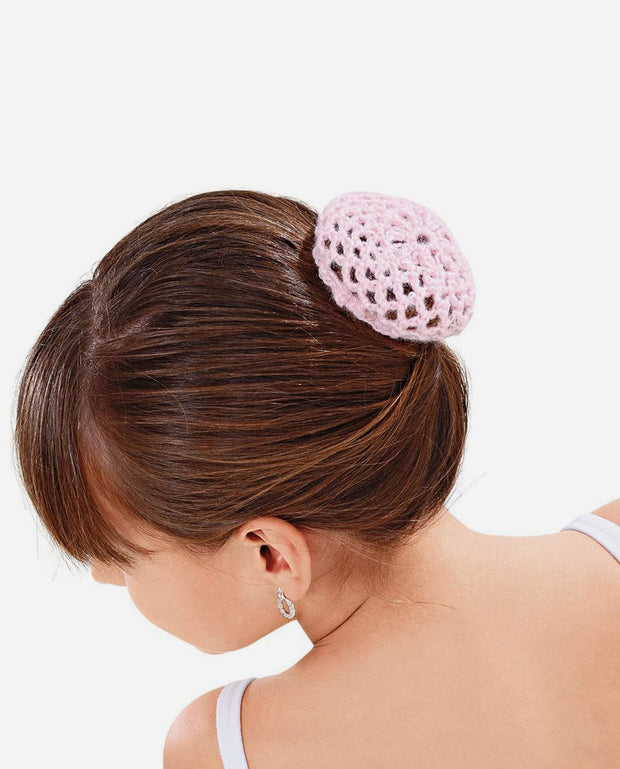 Crochet Bun Cover - E 8956 - So Danca