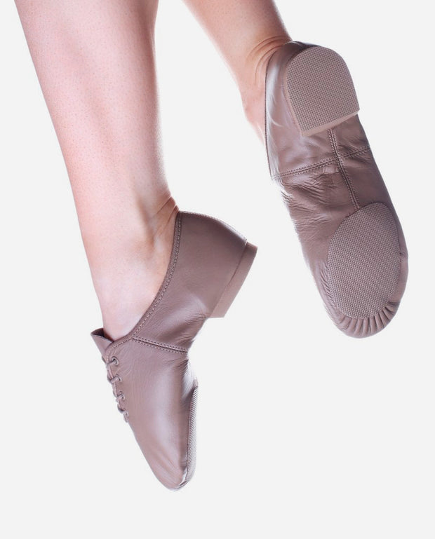 Split Sole Laced Jazz Shoe - JZE 09L - So Danca