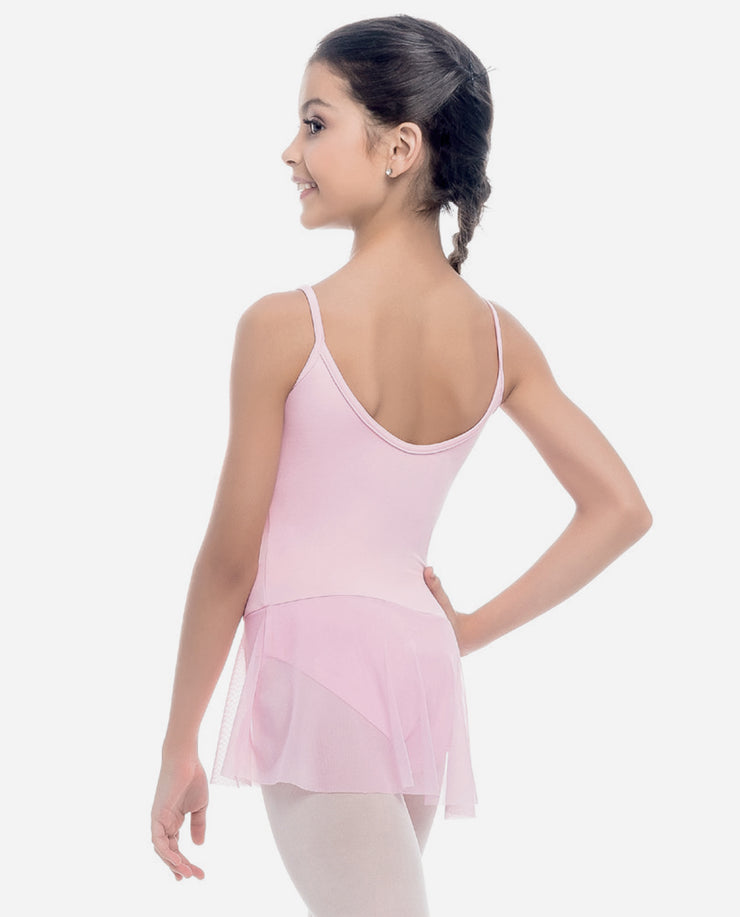 Floaty Dance Dress - E 11090 LE - So Danca