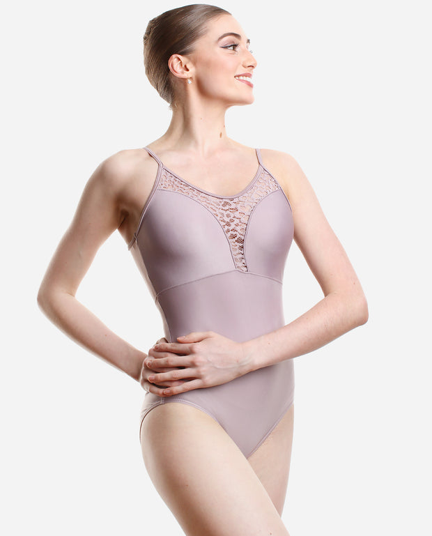 Sleek and professional leotard - PL 2032 LE - So Danca