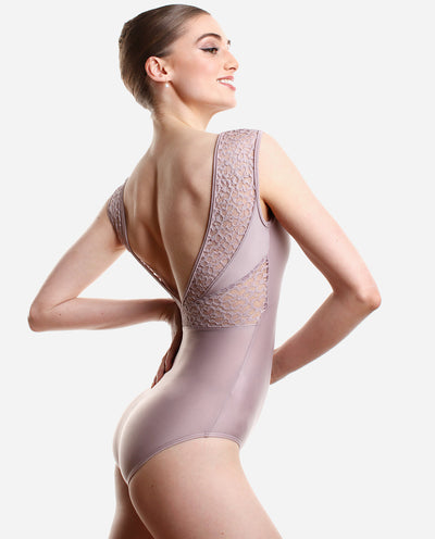 Vintage classic tank leotard - PL 2033 - So Danca